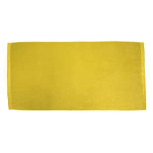 Velour 100% Cotton Beach Towel