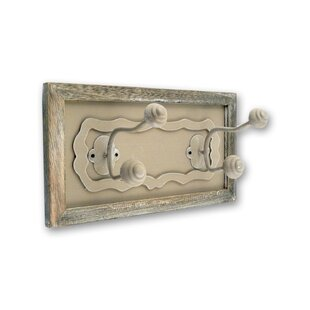 Wall Mounted Coat Rack By Lily Manor