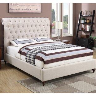 Greyleigh Jarratt Upholstered Panel Bed
