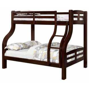 San Jose Twin/Full Bunk Bed by Harriet Bee Discount