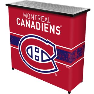 Trademark Global NHL Portable Bar