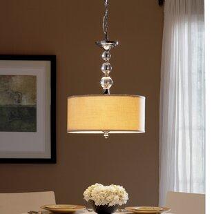 House of Hampton Christena 3-Light Pendant