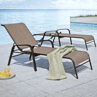 Bernarda Patio Lounger (Set of 2)