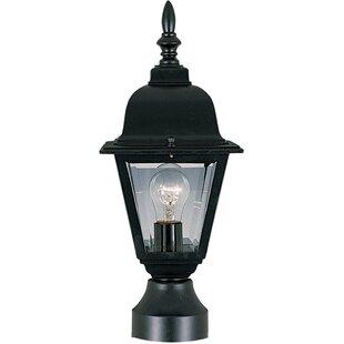 Shifflett Outdoor 1-Light Lantern Head by Alcott Hill