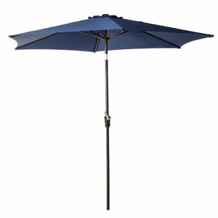 Darby Home Co Rilo 9' Outdoor Market Umbrella