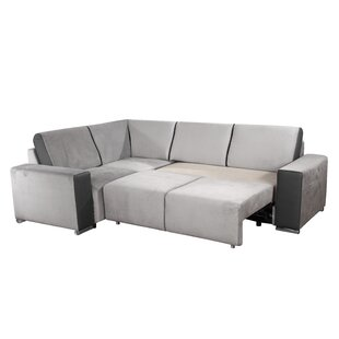 Clara Bis Corner Sofa Bed By Wade Logan