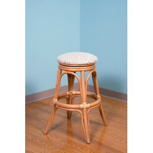 Bay Isle Home Price Swivel Bar Stool