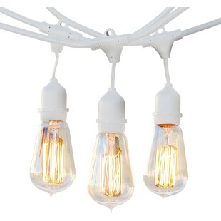 Brightech Ambience Pro Vintage 16-Light String Light