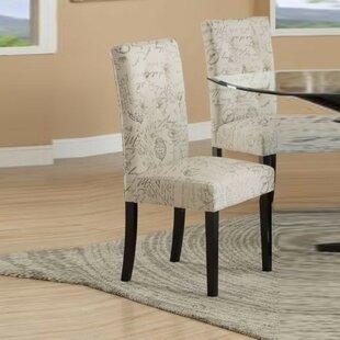 Ophelia & Co. Melaina Upholstered Dining Chair (Set of 2)