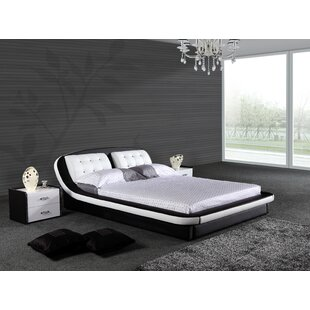 Janae Upholstered Platform Bed