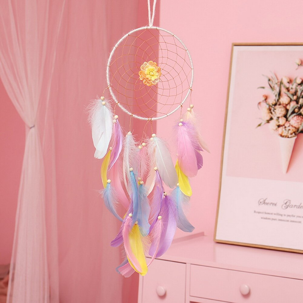 Dream Catcher Feather Hanging Home Decoration Wall Decor