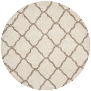 Buford Ivory/Beige Area Rug by Charlton Home