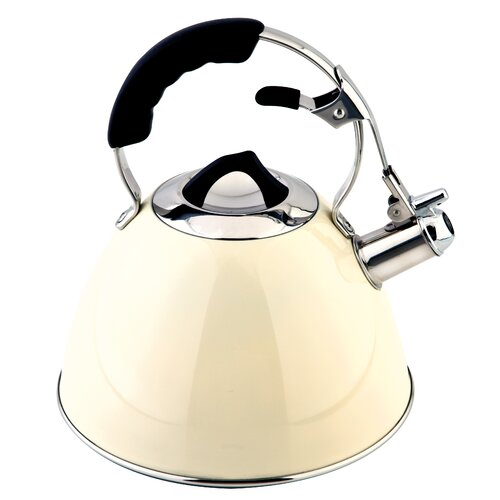 Aquatic Stainless Steel Whistling Stove Top Kettle CS-Kochsy