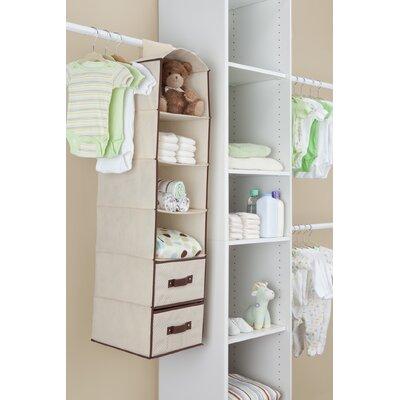 """12"""" W Hanging Closet Organizer Delta Children"""
