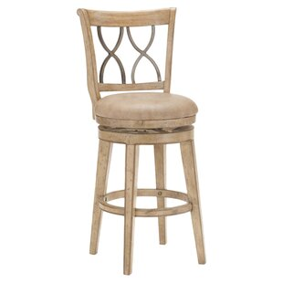 Reviews Reydon 30 Swivel Bar Stool By Hillsdale Furniture