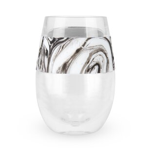 Curved Insulated Wine Glasses You Ll Love In 2021 Wayfair
