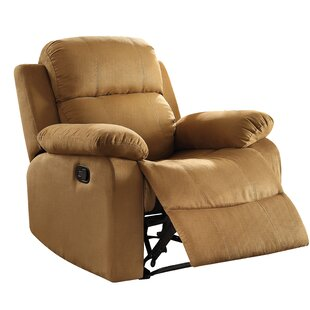 Riddleville Manual Recliner Winston Porter