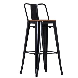 Clintonville Bar Stool (Set Of 4) By Borough Wharf