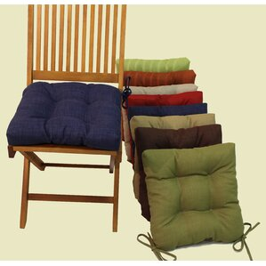 Elegant Outdoor Adirondack Chair Cushion (Set Of 4)