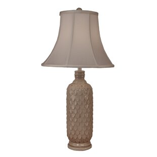 Weymouth Tall Feather 32 Table Lamp