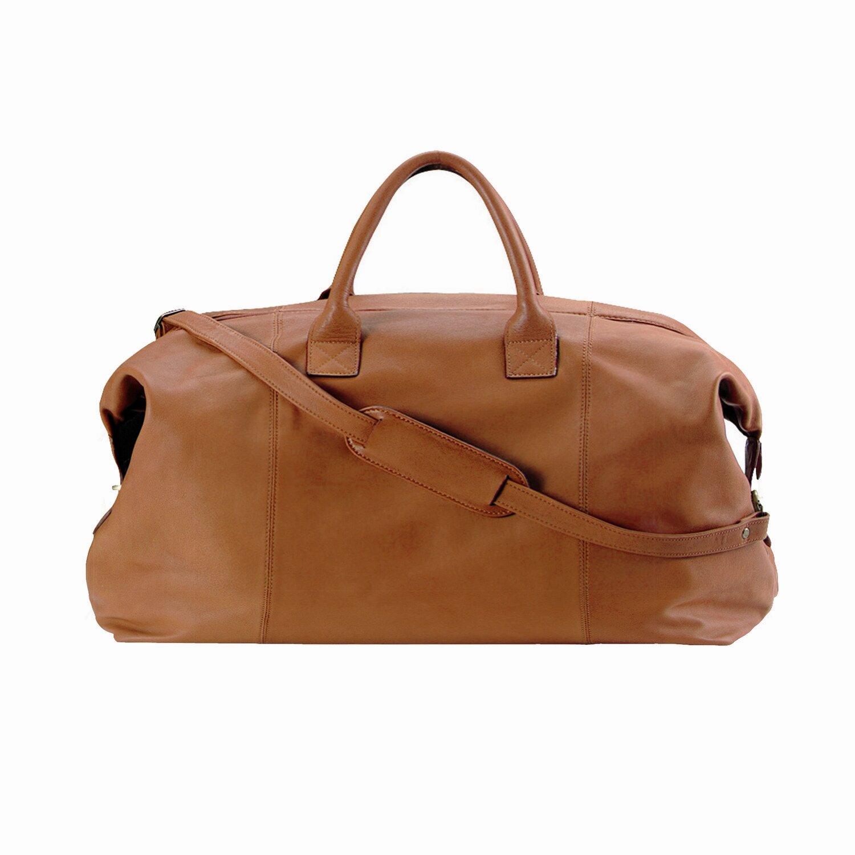 Royce Leather Royce Leather Travel Duffel Overnight Bag in Genuine Leather   e90c622de1ed6