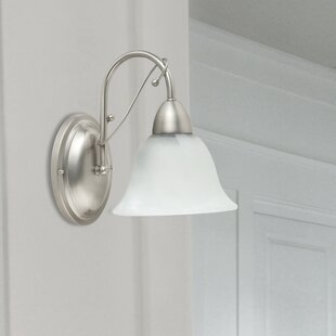 Globe Electric Company Candice 1-Light Armed Sconce