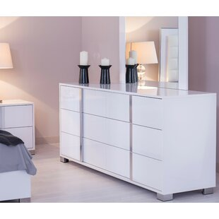 Reviews Granberry 6 Drawer Double Dresser by Orren Ellis
