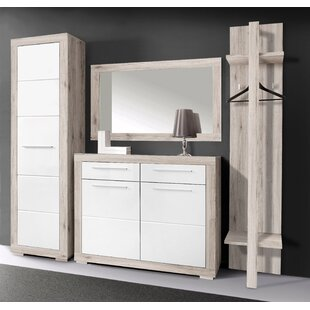 Anwen 4 Piece Hallway Set By Ebern Designs