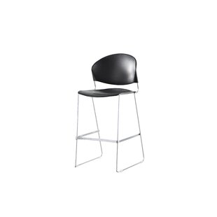 Jet Cafe 29.5 Bar Stool by Trendway
