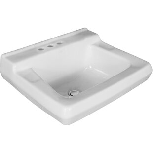 Mansfield Plumbing Products Willow Run Vitreous China 20