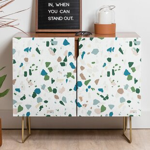 Holli Zollinger Terrazzo Sideboard by East Urban Home