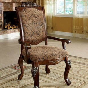 Singer Upholstered Dining Chair (Set of 2) Astoria Grand