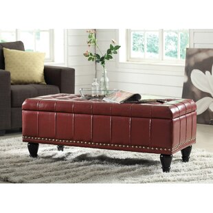Jonson Storage Ottoman by Darby Home Co