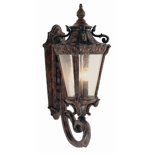 4-Light Outdoor Sconce By TransGlobe Lighting Outdoor Lighting