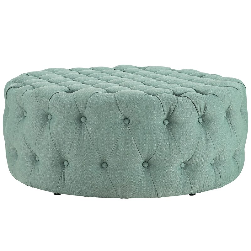 Fine Kenedy Tufted Cocktail Ottoman Ocoug Best Dining Table And Chair Ideas Images Ocougorg