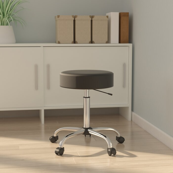 Remarkable Kathie Height Adjustable Medical Stool Onthecornerstone Fun Painted Chair Ideas Images Onthecornerstoneorg