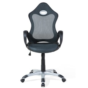 Home Loft Concepts Swivel High-Back Mesh Office Chair