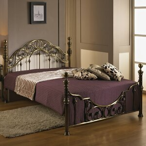 strawberry hill bed frame - Brass Beds