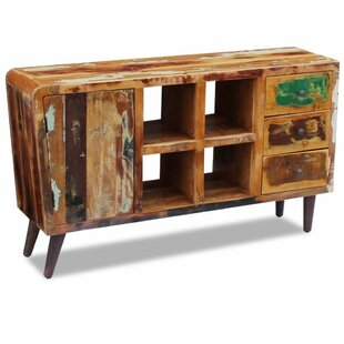 Earlene Solid Reclaimed Wood Sideboard By Bloomsbury Market