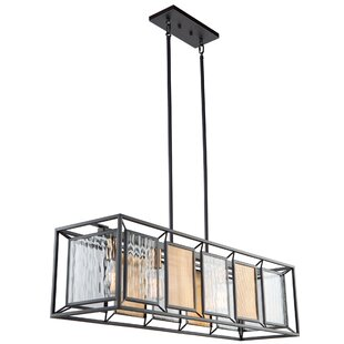 Artcraft Lighting Chadwick 5-Light Kitchen Island Pendant
