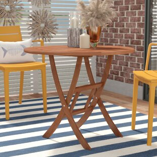 Springvale Bistro Table By Bay Isle Home