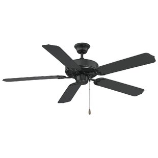 Find a 52 Blomquist 5 Blade Ceiling Fan By Charlton Home