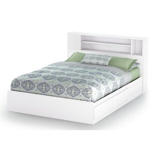 Vito Mates Queen Storage Bed By South Shore