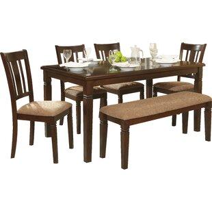 Lansdowne 6 Piece Dining Set