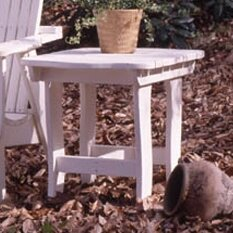 Companion Wood Side Table by Uwharrie Chair Modern