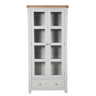 Colleton Display Cabinet By Beachcrest Home