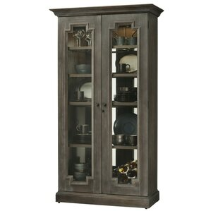 Chasman Lighted Curio Cabinet by Howard Miller®