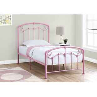 Lapointe Twin Slat Bed