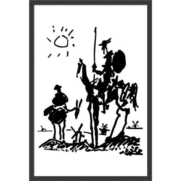 Don+Quixote+by+Pablo+Picasso+-+Picture+F