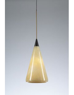 Latitude Run Nectar 1-Light Cone Pendant
